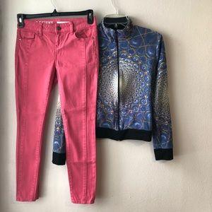 DKNY 90's Skinny Jeans